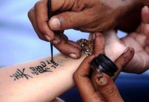 Tatuaggio-hennè-spiaggia 2